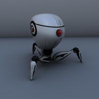 c4d robot
