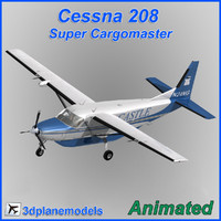 Cessna 208 Super Cargomaster Castle Aviation