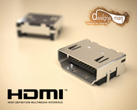 HDMI connector Type-A