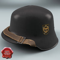 WWII German Helmet M35