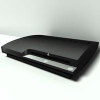 ps3 console max