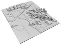 landmark ottawa 3d model