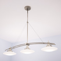 Kichler Structures Island Pendant Chandelier Light