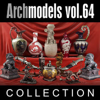 max archmodels vol 64