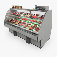 Grocery - Meat Counter