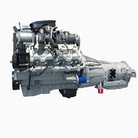 3d duramax v8 turbo engine model