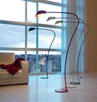 flag floor lamps 3d 3ds