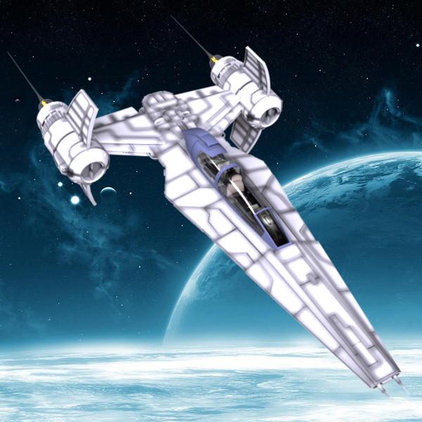 3d model of heli originally designed