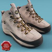 Mountain Boots Fuda