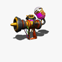 Space Gun - BaseWaver