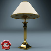 maya table lamp