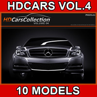 maya hdcarscollection vol 4 car