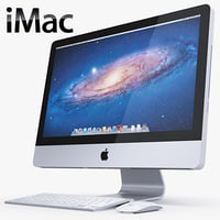 3ds max imac 2012 complete set