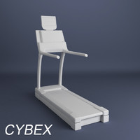 cybex treadmill 3d 3ds