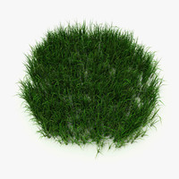 Low-poly Grass