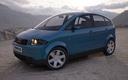 Audi A2 3D models