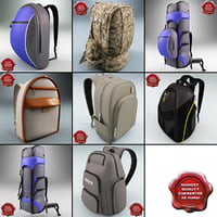 Backpacks Collection V3