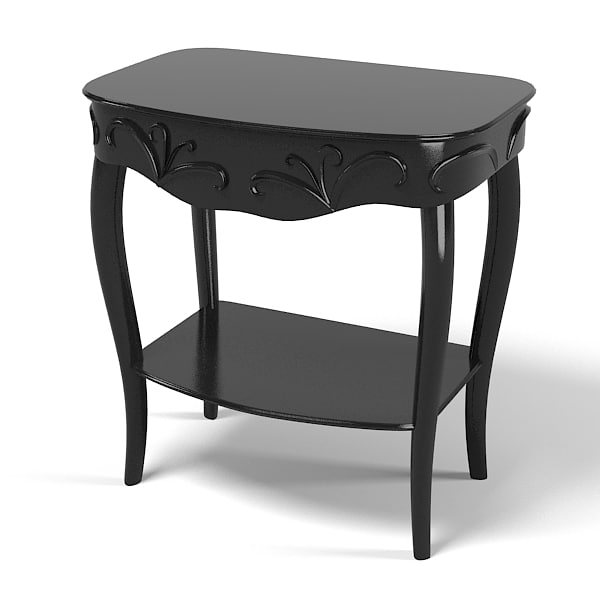 Giorgio Piotto CLASSIC NIGHT STAND SIDE TABLE CARVED.jpg