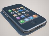 3d iphone model