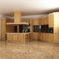 3d jumbo kitchen