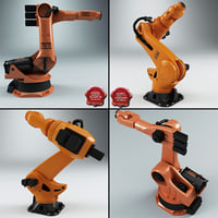KUKA Robots Collection