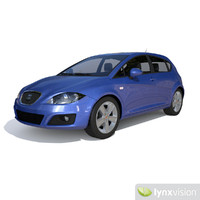 3d model seat leon