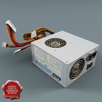 PC Power Supply Unit Powerman Pro