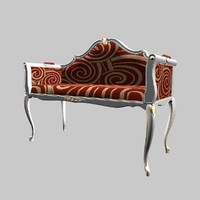 Panchette end Chair