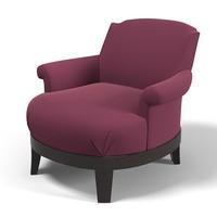 promemoria gasy armchair 3d model