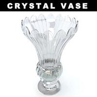 3d crystal vase model