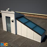 3d rooftop studios