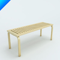 bench 153 3ds