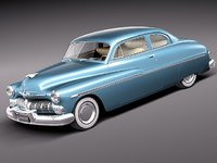max mercury coupe 1950 antique