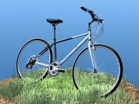 k2 bicycle 3d max