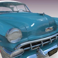 3ds max chevy