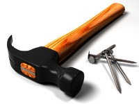 hammer nails max