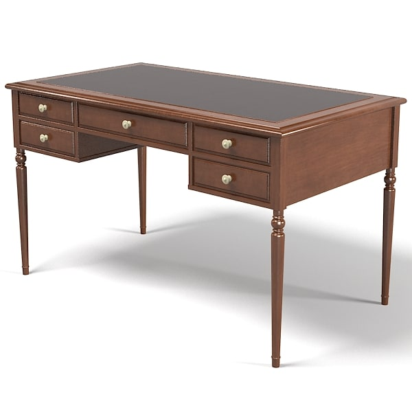 home office desk work table classic traditional country