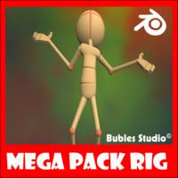 Mega Pack Rig