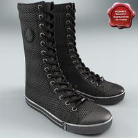 maya sneaker boot keddo