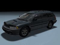 Subaru Outback Legacy