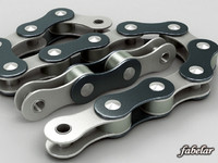 3dsmax bicycle chain links