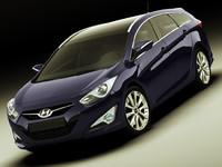 Hyundai i40 Wagon 2012