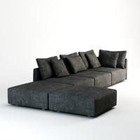 minotti milano sofa max free