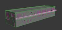 storehouse garage 3d model