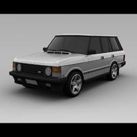 Land Rover -  Range Rover 1993