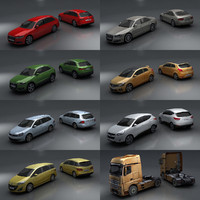 15 - City cars models