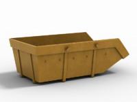 max debris container