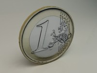 euro 1 3d c4d