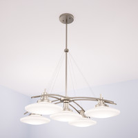 Kichler Structures Chandelier Light