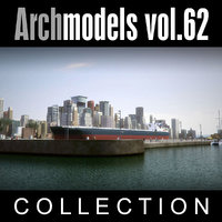 3d archmodels vol 62 buildings